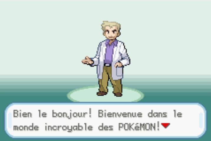 Aventure Pokemon