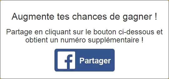 Avoir un numéro supplémentaire avec Facebook